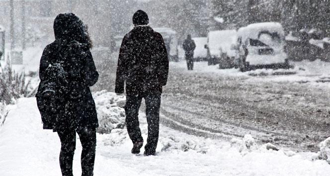 Meteorolojiden kar uyarısı! 30 Kasım 2016 yurtta hava durumu