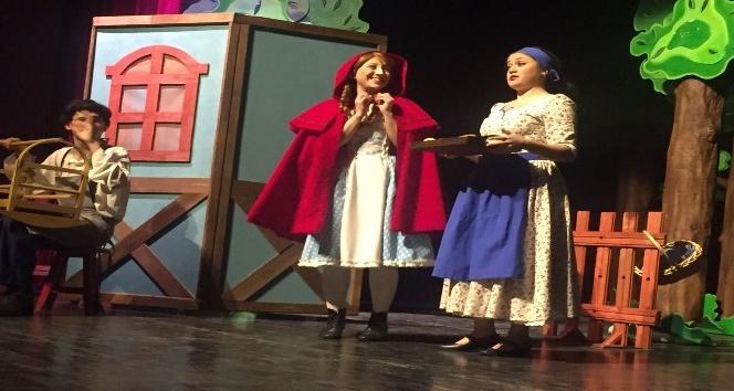 Yıldırım'da çocuk tiyatrosu coşkusu