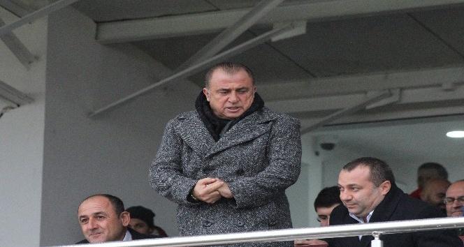 İmparator, Aydınspor 1923 maçını izledi