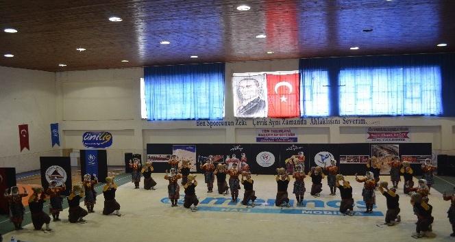 Adıyaman Halk Oyunları ekibi Türkiye Şampiyonasına katılıyor