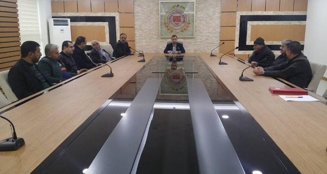 MTB'nin Kasım ayı meclis toplantısı yapıldı