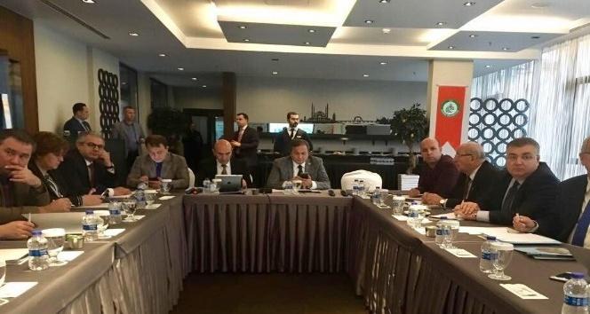 Kesimoğlu Akademi SODEM toplantısına katıldı