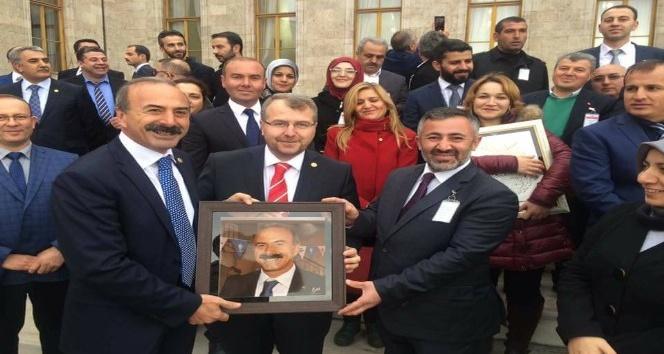 AK Parti Bilecik Merkez İlçe Teşkilatı Ankara'da
