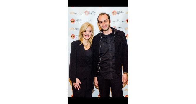 """Eren Yahşi, """"Aspiration Special Prize"""" özel ödülünün sahibi oldu"""