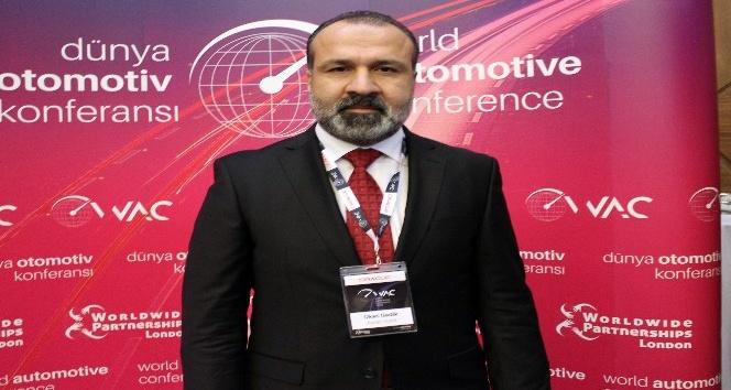 Dünya Otomotiv Konferansı'nda geleceğin otomobilleri konuşuldu