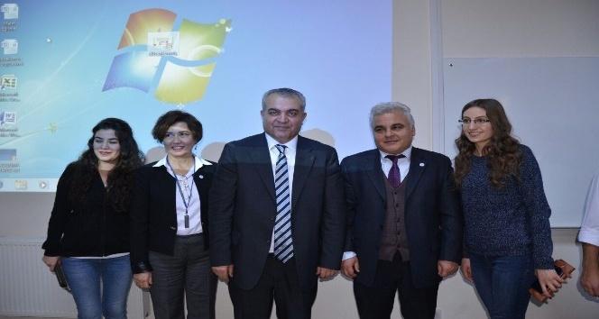 Bandırma Üniversitesi'nde konferans