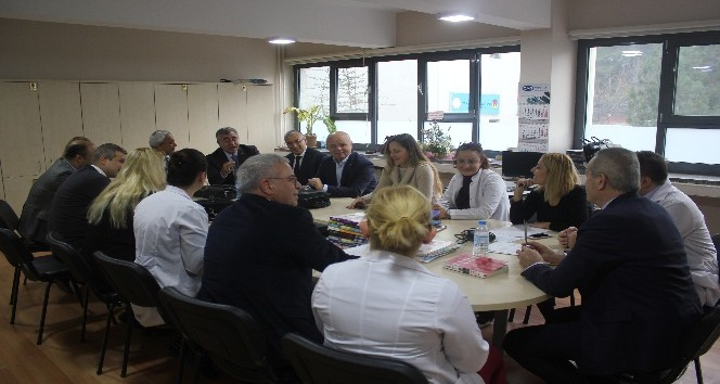 TED okulları bölge müdürleri toplantısı gerçekleşti