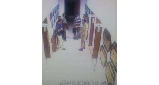 Darbe girişimi öncesi kışladaki gizli toplantının kamera görüntüsü ortaya çıktı