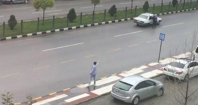 Manisa'daki silahlı çatışmanın görüntüleri ortaya çıktı