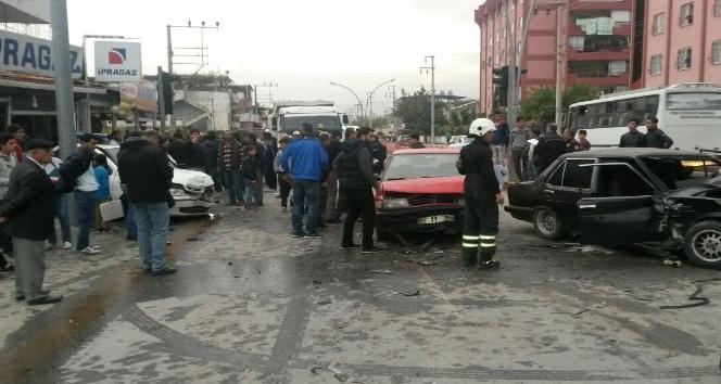 Hatay'da trafik kazası: 1 ölü, 3 yaralı