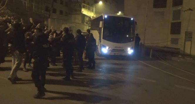Bursada 12 kişi tutuklandı