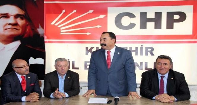 CHP Kırşehir'e 'Emek Bürosu' kuruyor