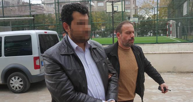 FETÖnün Samsun jandarma imamı tutuklandı