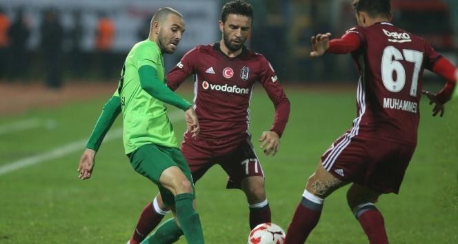Beşiktaş, Darıca Gençlerbirliğini 2 golle geçti