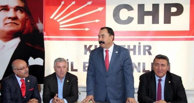 CHP Kırşehire Emek Bürosu kuruyor