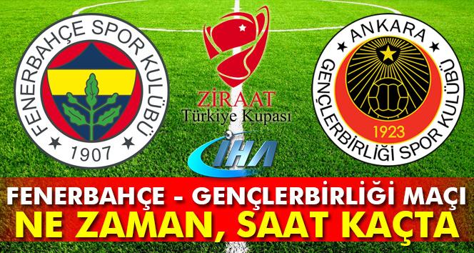 Fenerbahçe Gençlerbirliği (CANLI) FB Gençlerbirliği canlı online izle