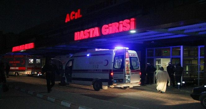Suriye'de çatışmalarda yaralanan 9 Suriyeli Kilis'e getirildi