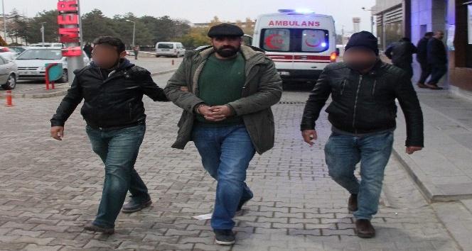 Elazığ'da PKK/KCK operasyonu: 5 gözaltı