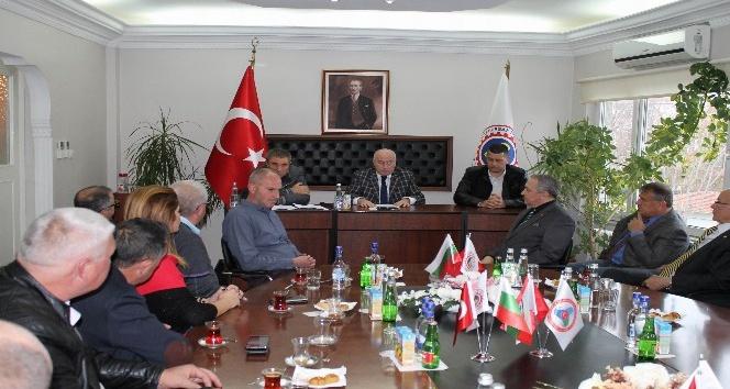 LTSO Bulgar heyeti ağırladı