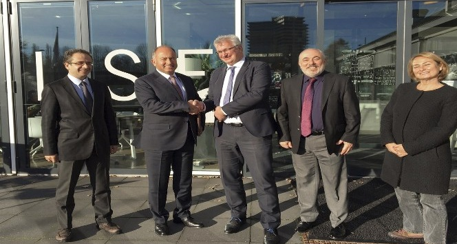 Yaşar Üniversitesi, Hollanda'da dünya devleriyle işbirliği yapacak