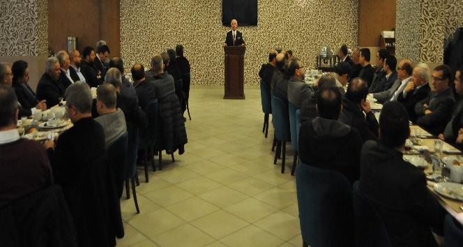 KUTSO Başkanı Nafi Güral: Şartlar ne olursa olsun iyiyi bulmak zorundayız