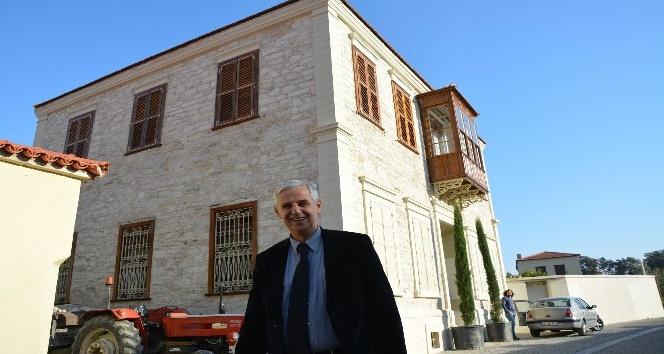 Söke'nin ödüllü projesi Kemalpaşa Mahallesi turizme açılacak