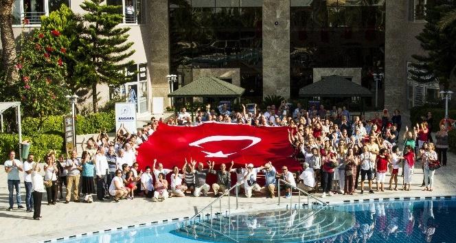 ANOMED seçimi Antalya'da yapıldı