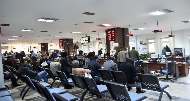 Mamak'ta 17 bin vatandaş yapılandırmadan faydalandı