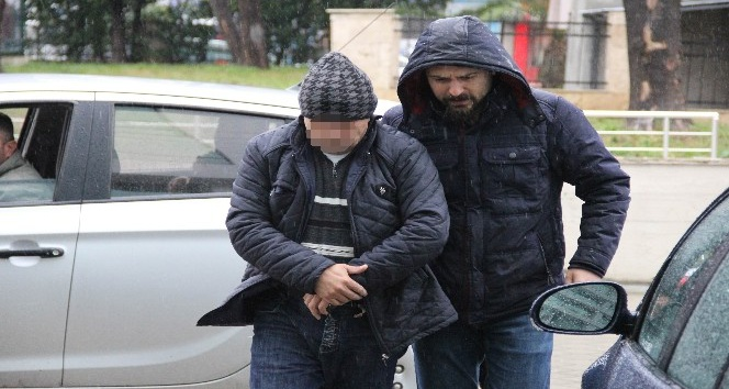 Bonzai satınca polis tarafından yakalandı
