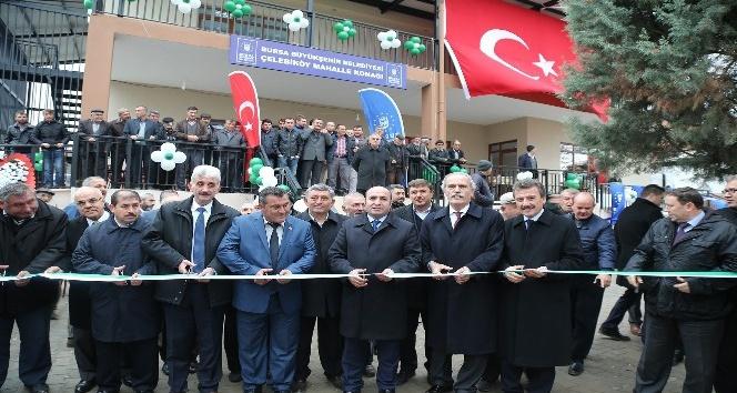 Yenişehir'e modern mahalle konağı