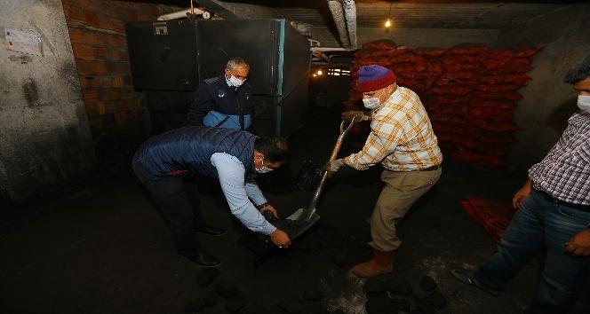 Denizli Büyükşehir'den hava kirliliği denetimi