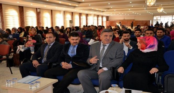 Harran Üniversitesinde Ameliyathane Teknikleri Konferansı