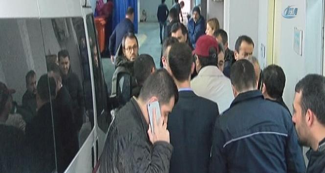 Ünlü oyuncu Erdal Tosunun cenazesi hastaneden alındı
