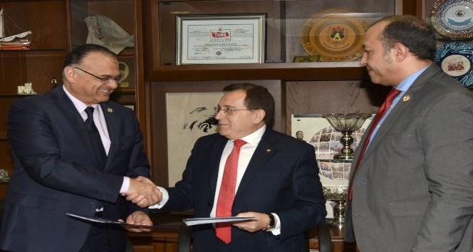 TTSO ile Arap Turizm Örgütü arasında işbirliği protokolü imzalandı