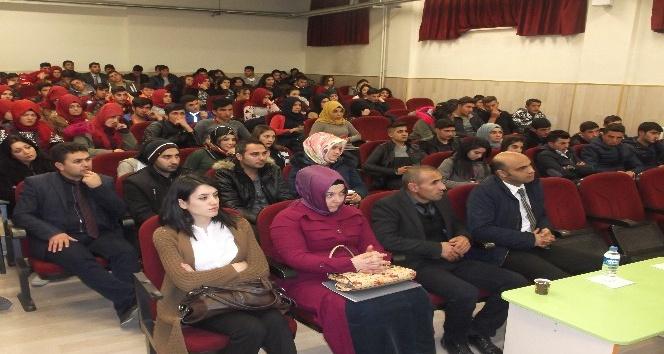 Varto'da Kariyer ve Eğitim Planlama Semineri