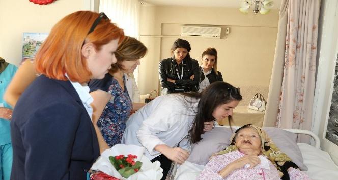 Hem hastalar hem de yakınları hizmetten memnun