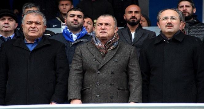 Fatim Terim, Tuzlaspor - 24 Erzincanspor maçında