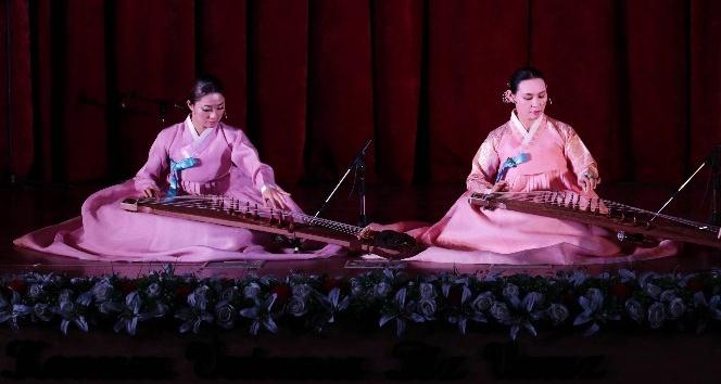"""KBÜ'de """"Kore Kültür Günü"""" etkinlikleri gerçekleşti"""