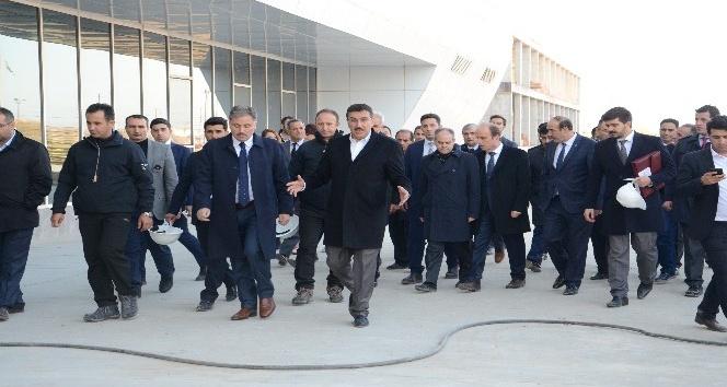 Bakan Tüfenkci'den eski Yimpaş binasıyla ilgili açıklama