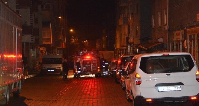 Tosya'da yanlış yangın ihbarı itfaiyeyi alarma geçirdi