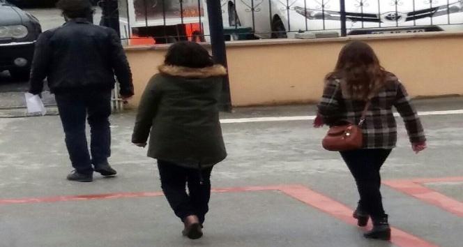 Edirne'de 2 kadın polis FETÖ'den tutuklandı