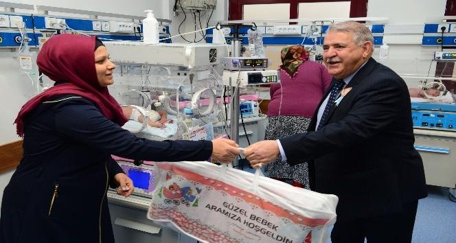 Onikişubat Belediyesi, anne sütünü teşvik etti