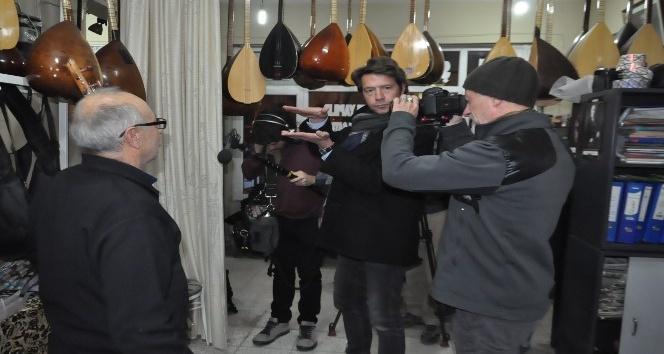 Salih Şahin, sanatı ile ARTE TV'de
