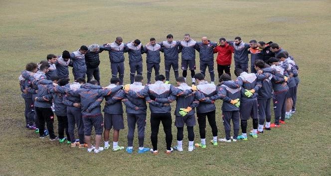 Adanaspor, Gençlerbirliği maçı hazırlıklarını sürdürüyor