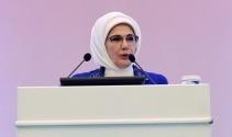 Emine Erdoğan: 'Evrensel olmanın şartı kendi kültürüne kök salmaktır'