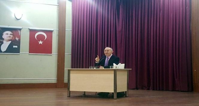 Güngören'de 'Lozan, Musul ve Kerkük' Konferansı