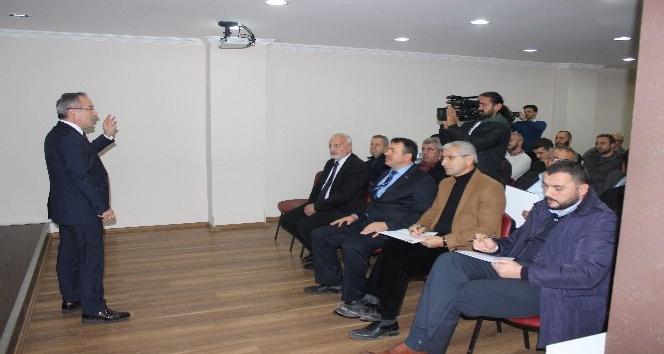 MÜSİAD'da teşvik ve destekler anlatıldı