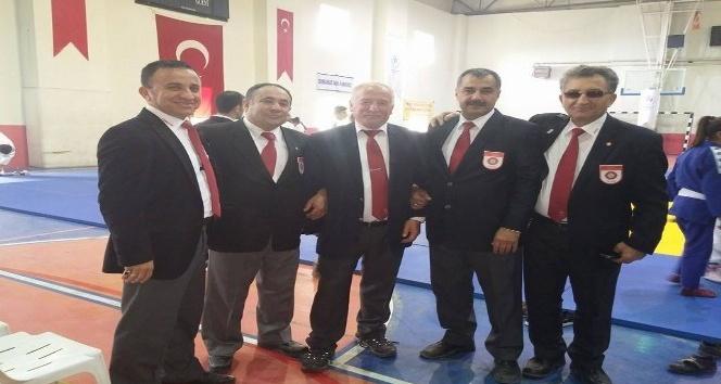 Adıyamanlı hakemler Uluslararası Türk Dünyası Şehirleri Judo Turnuvasında görev alacak