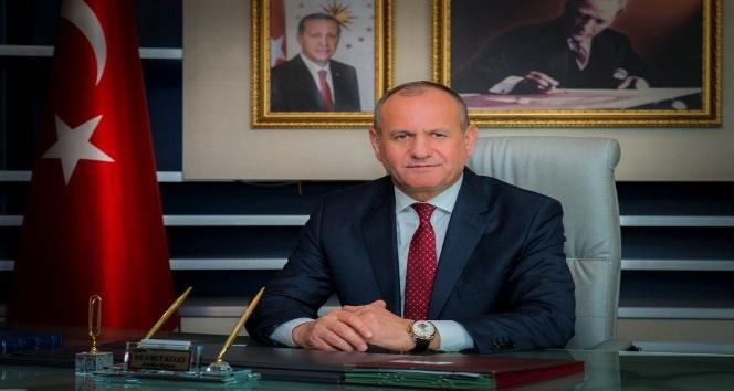 Başkan Mehmet Keleş'in taziye mesajı