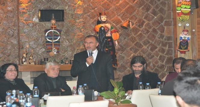 Başkan Köksoy, belediye faaliyetlerini basınla paylaştı